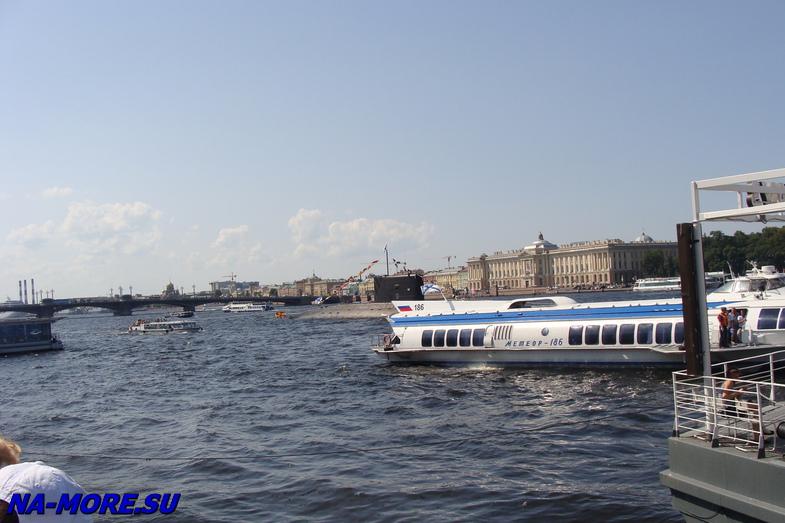 День ВМФ 2014. Нева.