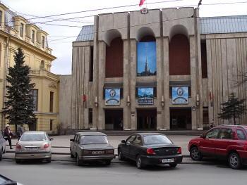 Петроградская. Большая Монетная 19. Администрация.