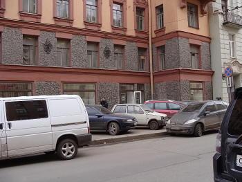Петроградская. Большая Монетная 23.