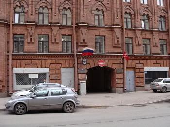 Петроградская. Большая Монетная 27. 43 о/м.