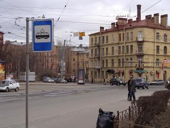 Петроградская. Большая Монетная 35.